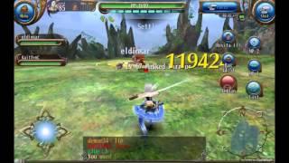 getlinkyoutube.com-Toram Online - my sniper combo