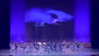getlinkyoutube.com-亚特兰大中国商会2014春节晚会(10/14) 舞蹈《一条大河》