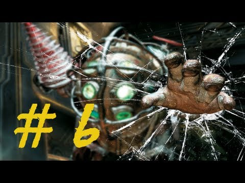 Bioshock - Opercia Gulometom / Slovensk Gameplay / (SK/CZ) Let's Play / as 6
