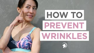 getlinkyoutube.com-How to Prevent Wrinkles Turn Gravity Upside Down http://faceyogamethod.com/ - Face Yoga Method
