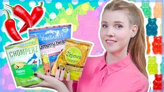getlinkyoutube.com-А ЭТО СЪЕДОБНО?! | Чай с перцем и Имбирные конфеты