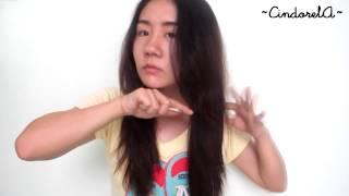 getlinkyoutube.com-How to: Self Hair Trimming [Thai] วิธีตัดผมตัวเองแบบง่ายๆ
