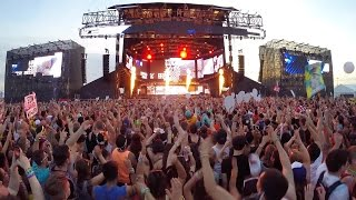 DJ Snake EDC NY 2015   With HQ Audio