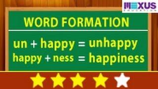 getlinkyoutube.com-English Grammar: Learn about Word Formation