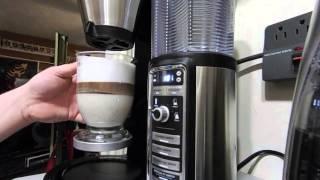 getlinkyoutube.com-Test and Review of the Ninja Coffee Bar