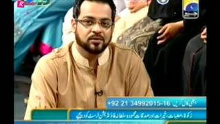 getlinkyoutube.com-Pehchan Ramzan - ( Iftar Transmission) - 25th July 2012 - 5th Ramzan part 1