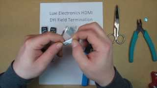 getlinkyoutube.com-How to Field Terminate an HDMI Cable and Connector - Falcon Technologies, Inc.