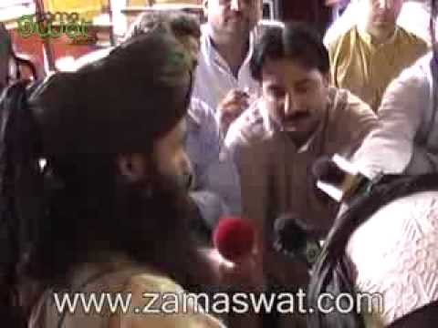 Molana Fazlullah Elected As TTP Ameer