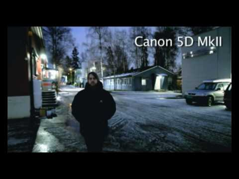Canon 5D Vs The Red Camera