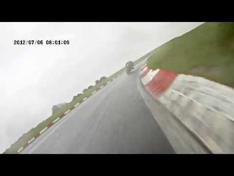 Snetterton Test Day 1 July 2012