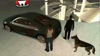 getlinkyoutube.com-Gta San Andreas - Cj Encuentra dinero - Loquendo