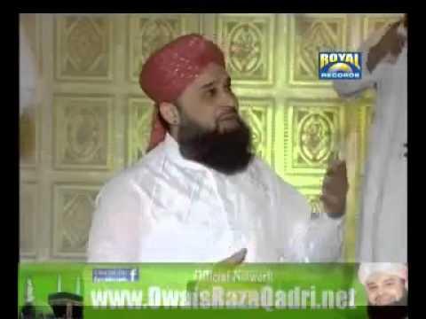 Marhaba Bolo Marhaba - Owais Raza Qadri (Full Length Video Naat) 2012