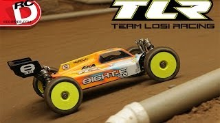getlinkyoutube.com-RC Driver Magazine- TLR 8IGHT-E 3.0 Action