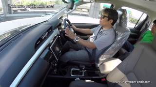getlinkyoutube.com-Test drive toyota revo