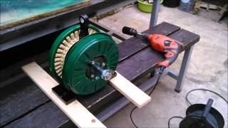 getlinkyoutube.com-VAWT PMA GENERATOR HOMEMADE