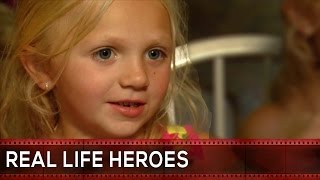 10 Kids That Changed The World & Saved People's Lives | REAL LIFE HEROES 2017