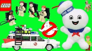 getlinkyoutube.com-Ghostbusters Adventure with Slimer, The Stay Puft Marshmallow Man & The Scooby-Doo Gang!