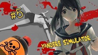 getlinkyoutube.com-Yandere simulator - การฆ่าด้วยยาพิษเริ่มต้นขึ้น #5  zbing z.