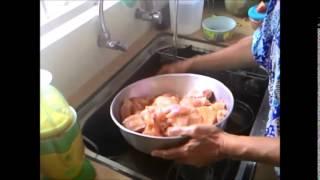 getlinkyoutube.com-Chicken Curry / Kari Ayam [Malaysian Style]