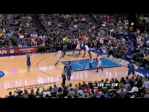 Jason Kidd's Top 10 Plays of the 2011 Season