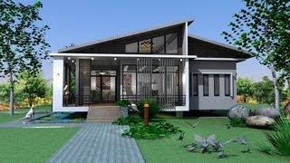 getlinkyoutube.com-CADian ช่วยสร้างบ้านชั้นเดียว ราคาถูก