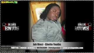Jah Vinci - Ghetto Youths