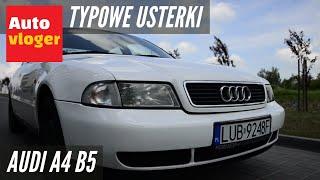 getlinkyoutube.com-Audi A4 B5 - typowe usterki