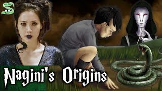 Nagini's Origins, How Did She Meet Voldemort? Re Upload