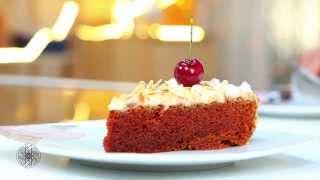 Choumicha : Cake à la crème pâtissière