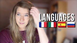 getlinkyoutube.com-Speaking French, Russian, Italian and Spanish!