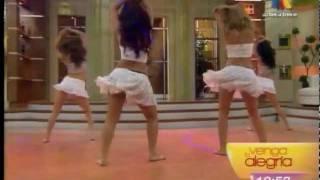 getlinkyoutube.com-Mariana Y El Ballet De Venga La Alegria - Tiburon