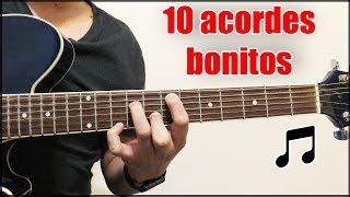 Aprende 10 acordes increibles !