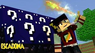 getlinkyoutube.com-Minecraft: ESCADONA - ESPADA COM PODERES ‹ AM3NIC ›