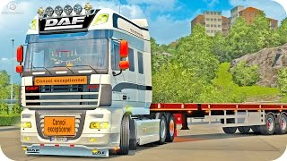 getlinkyoutube.com-DAF XF 105 Improved ETS2 (Euro Truck Simulator 2)