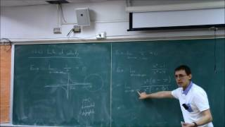 Calculus I (Lecture 5): Limits at Infinity