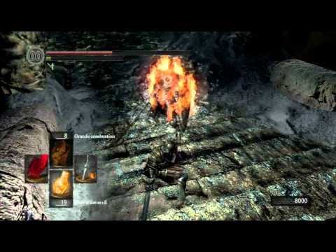 Guide FR HD Dark Souls partie 24 [boss de fin]