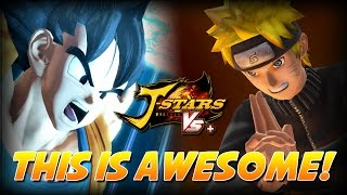J-STARS Victory Vs: THIS GAME IS AWESOME!