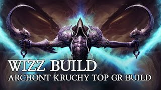 getlinkyoutube.com-DIABLO 3 PL - WIZARD BUILD ARCHONT ( KRUCHY TOP GR BUILD )