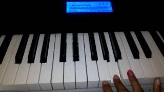Dekha hai pehli baar (Saajan) piano by Nav kaur