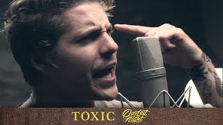 """getlinkyoutube.com-Britney Spears - """"Toxic"""" (cover by Our Last Night)"""