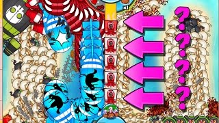 getlinkyoutube.com-Bloons TD Battles  ::  LATE GAME WITH A FAN!!! 10,000 ECO!
