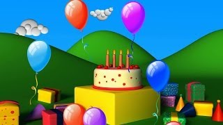 getlinkyoutube.com-Birthday Songs | Happy Birthday Song |Happy Birthday To You