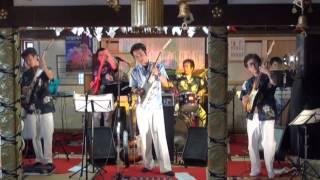 getlinkyoutube.com-寺内タケシスタイル!松崎アツト&ドリームミュージックプロジェクト!湘南サウンドメドレー