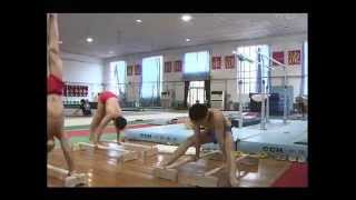 getlinkyoutube.com-Chinese gymnastics school 中国体操学校