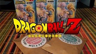 getlinkyoutube.com-Blind Box Opening 7:  Dragon Ball Z Chozokei Soul & Blind Bag Buttons