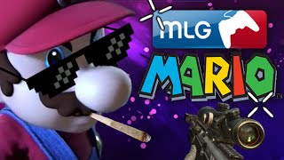 getlinkyoutube.com-LUIGIKID PLAYS: MLG MARIO (SUPER MARIO BROS.3 MLG GAME) [SEIZURE WARNING]