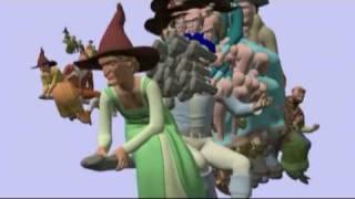 getlinkyoutube.com-Bloppers - Shrek the Third - Tomas Falsas