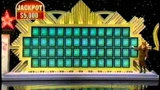 DT on Wheel Of Fortune pt1