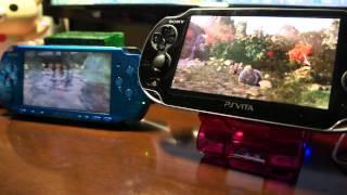 getlinkyoutube.com-PSP PSvita 画質検証動画
