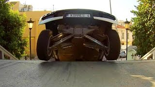getlinkyoutube.com-GoPro: 193 steps with a Supercar: Korres Project 4: Greek Vendetta